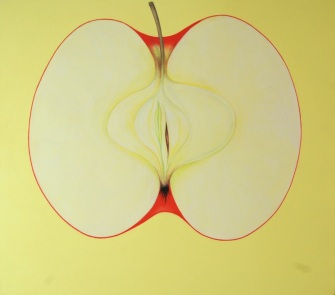 Growth the Analysis, 2009 Acrylic on canvas 72 × 60 in 182.9 × 152.4 cm