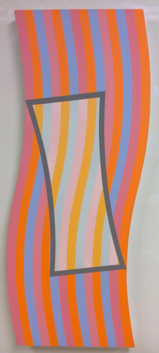 John Pearson, Untitled, Acrylic on Canvas on Birch