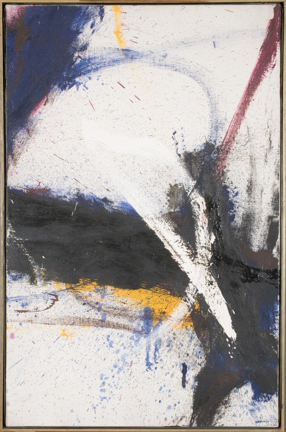 Norman Bluhm Untitled #2, 1964 Oil on canvas